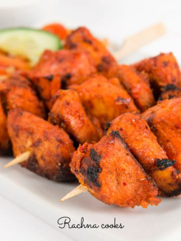chicken tikka air fryer