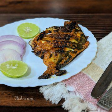 pomfret fish fry recipe