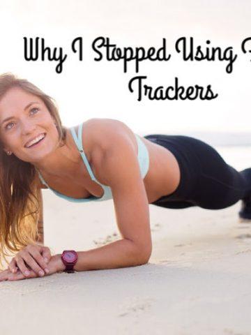stopped fitness tracker