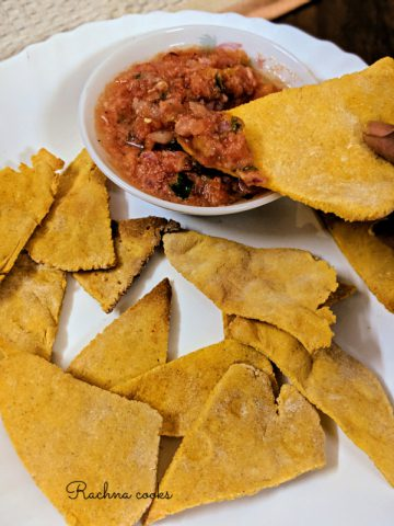 homemade nachos recipe