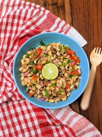 easy black eyed pea recipe