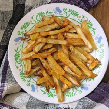 airfryer sweet potato fries