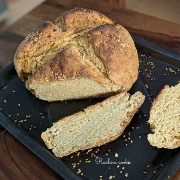 no yeast homemade bread